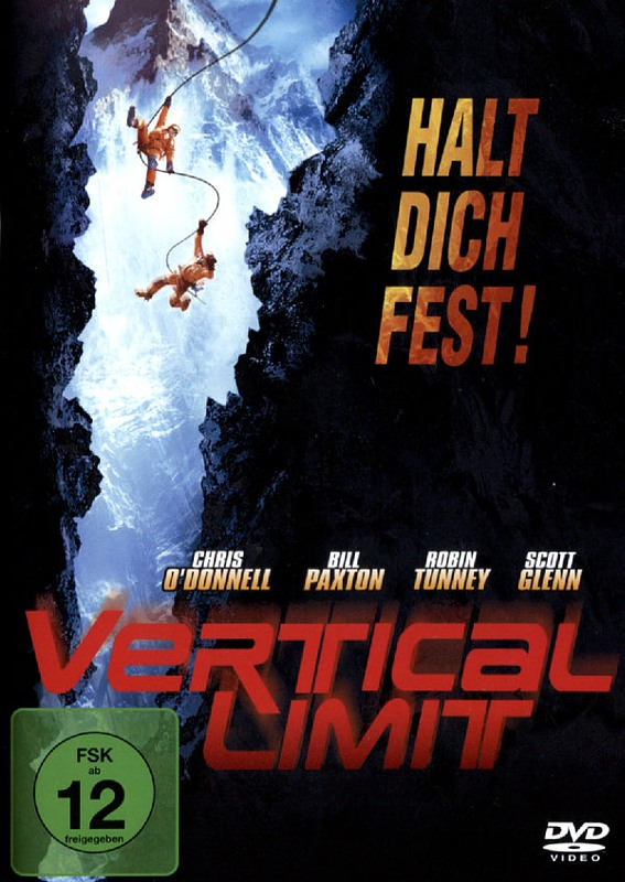 Vertical Limit DVD Bild