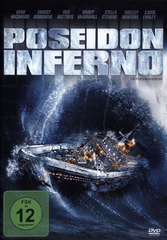 Poseidon Inferno DVD Bild