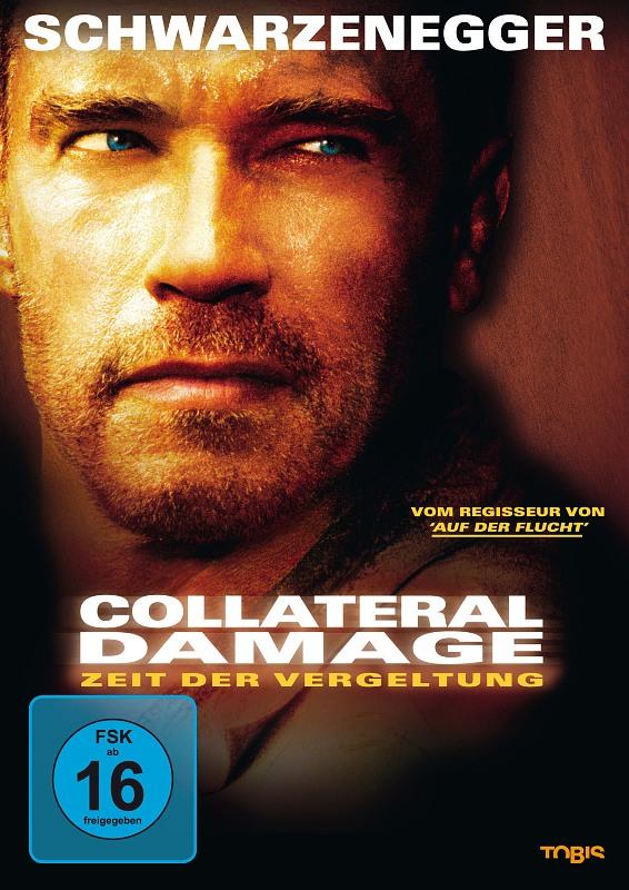 Collateral Damage DVD Bild