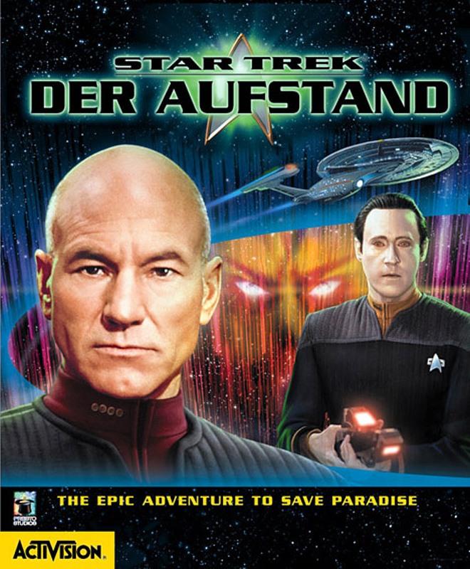 Star Trek Aufstand