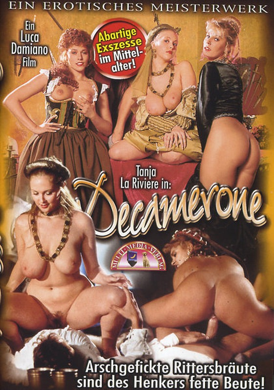 Decamerone DVD Bild