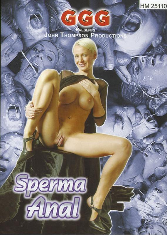 GGG - Sperma Anal DVD Bild