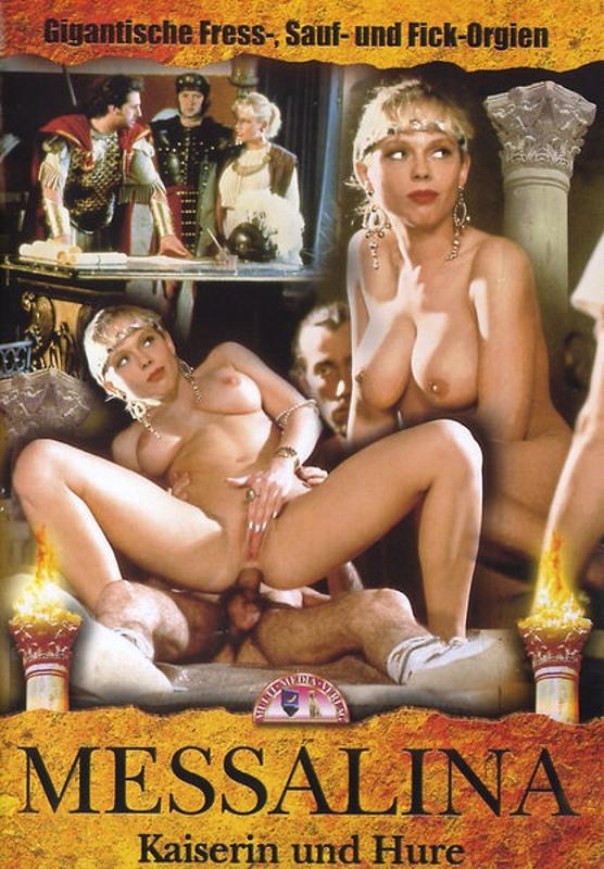 Messalina  Kaiserin und Hure DVD Bild