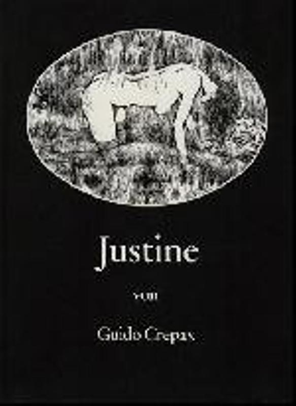 Justine von Marquis de Sade Comic Bild