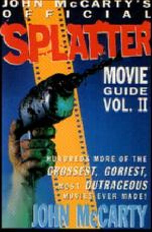 The Official Splatter Movie Guide 2 DVD-Magazin Bild