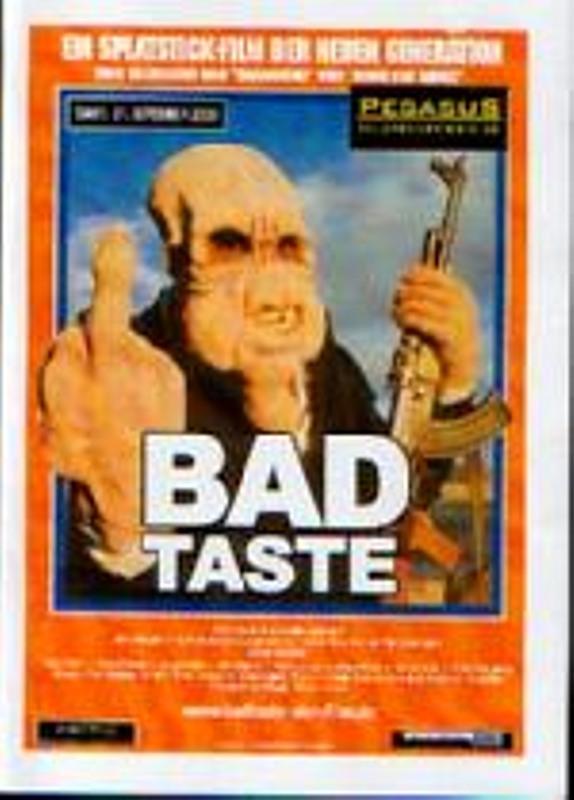 Bad Taste Filmprogramm DVD-Magazin Bild