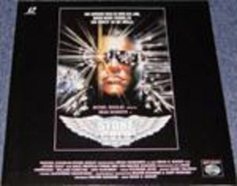 Stone Cold - Laserdisc Laserdisk Bild