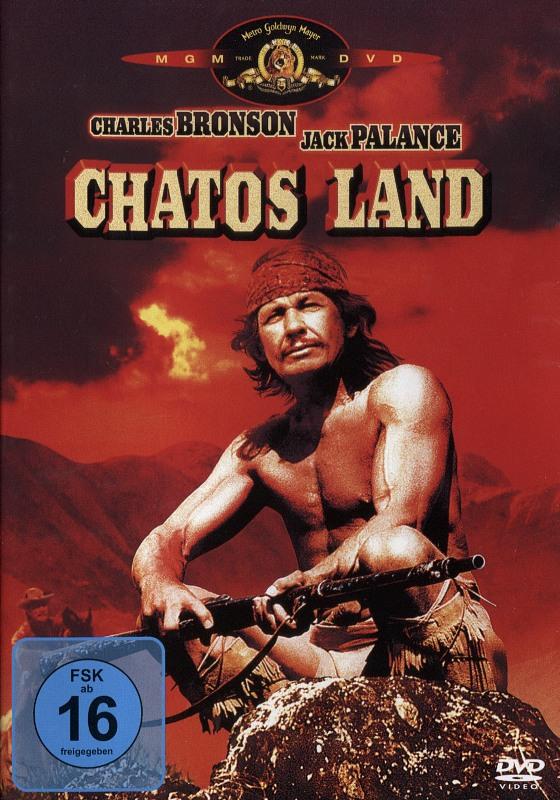 Chatos Land DVD Bild