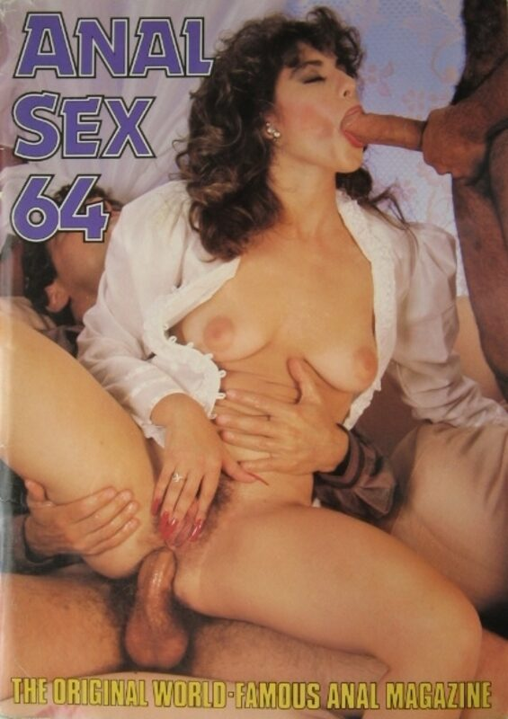 Anal Sex 64 Magazin Bild
