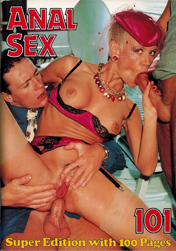 Anal Sex 101 Magazin Bild