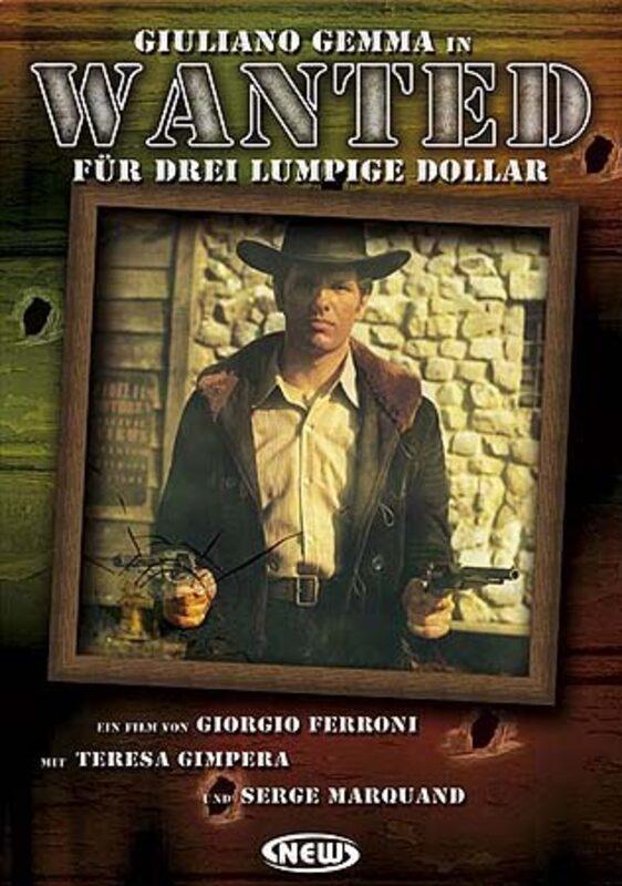 Wanted: Für drei lumpige Dollar DVD Bild