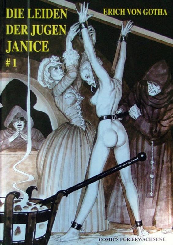 Die Leiden der jungen Janice #1 Comic Bild