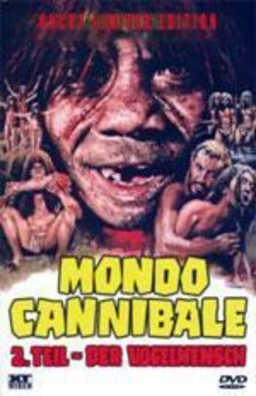 Mondo Cannibale 2 - Der Vogelmensch - Limited Edition DVD Bild