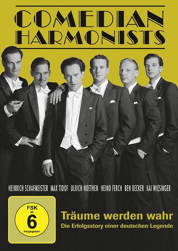 Comedian Harmonists DVD Bild