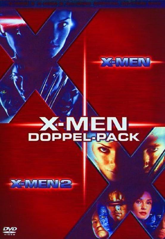 X-Men - Doppelpack  [SE] [4 DVDs] DVD Bild