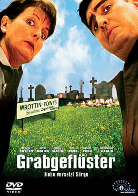Grabgeflüster - Liebe versetzt Särge DVD Bild