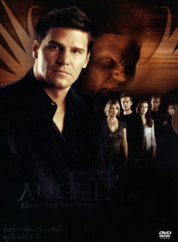 Angel - Season 4/Box Set 1 (Ep.1-11)  [3 DVDs] DVD Bild