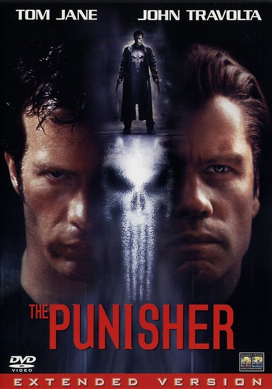 The Punisher - Extended Version DVD Bild