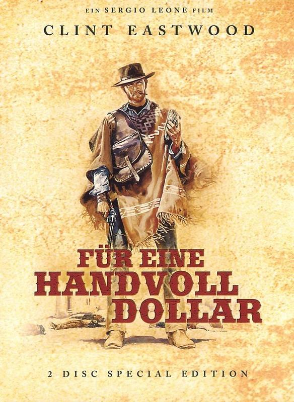 Für eine Handvoll Dollar  [SE] [2 DVDs] DVD Bild