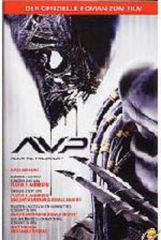 Alien vs Predator (Roman zum Film) Filmroman Bild