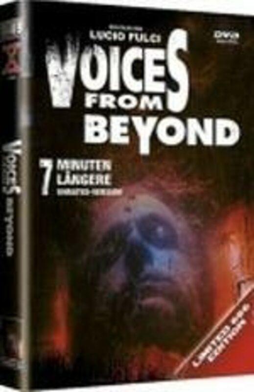 Voices from Beyond - Uncut Edition Hardbox DVD Bild