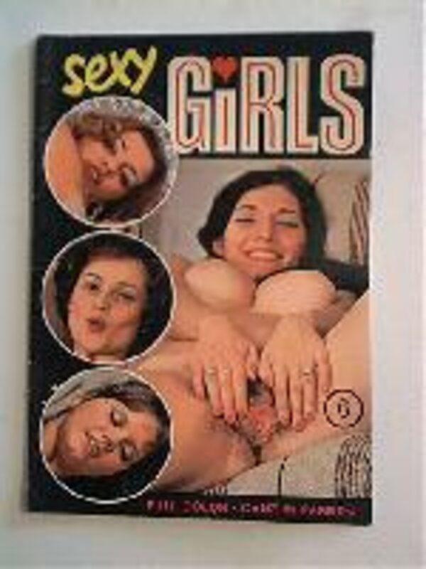 Sexy Girls Nr.6 Magazin Bild