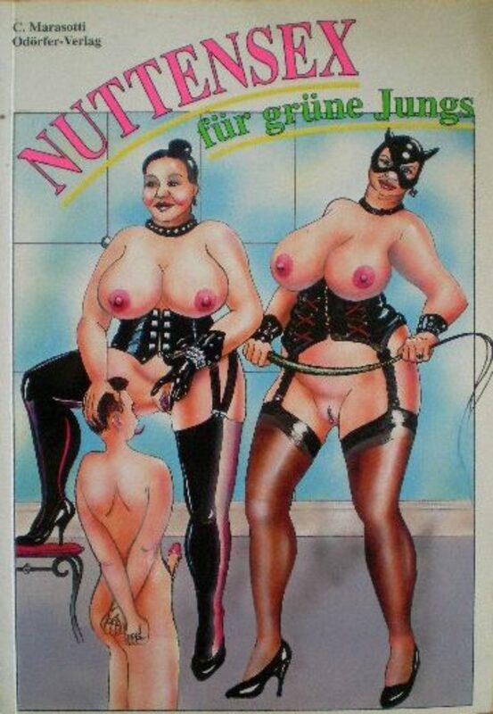 C. Marasotti - Nuttensex für grüne Jungs Buch Bild