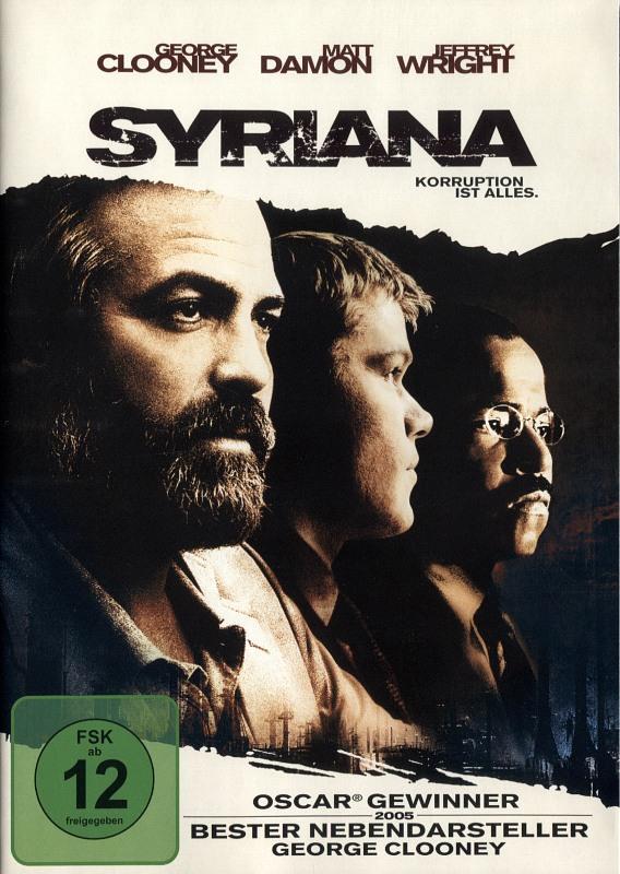 syriana trailer deutsch