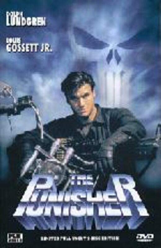 The Punisher - Limited Edition - Cover A DVD Bild