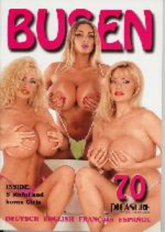 Busen No. 70 Pleasure Superbusen DVD-Magazin Bild