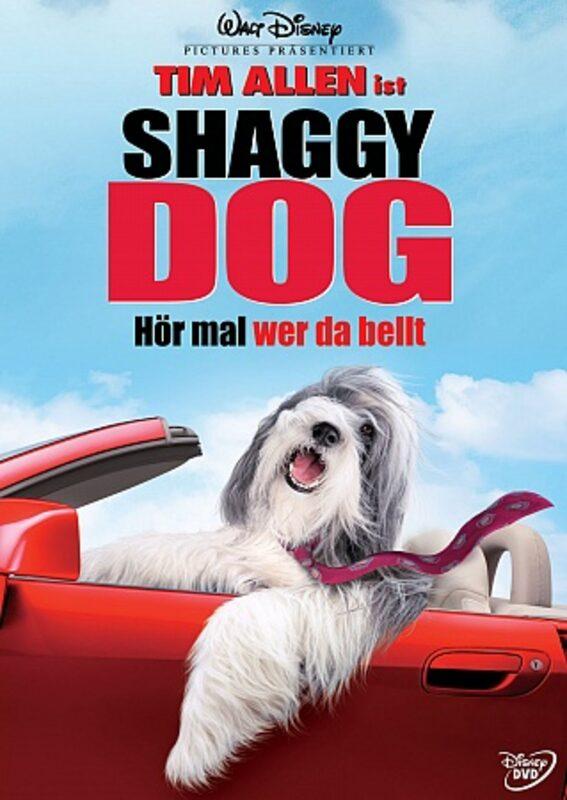 Shaggy Dog - Hör mal wer da bellt DVD Bild