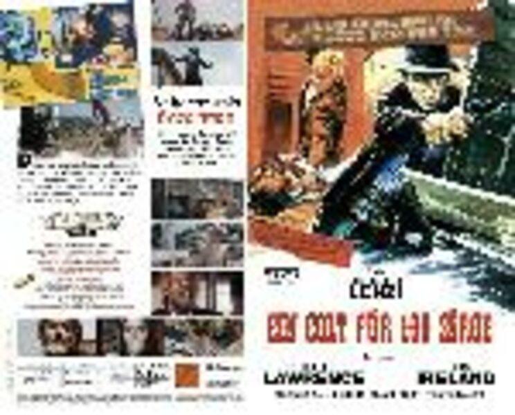 Ein Colt für 100 Särge - Uncut Hardbox DVD Bild