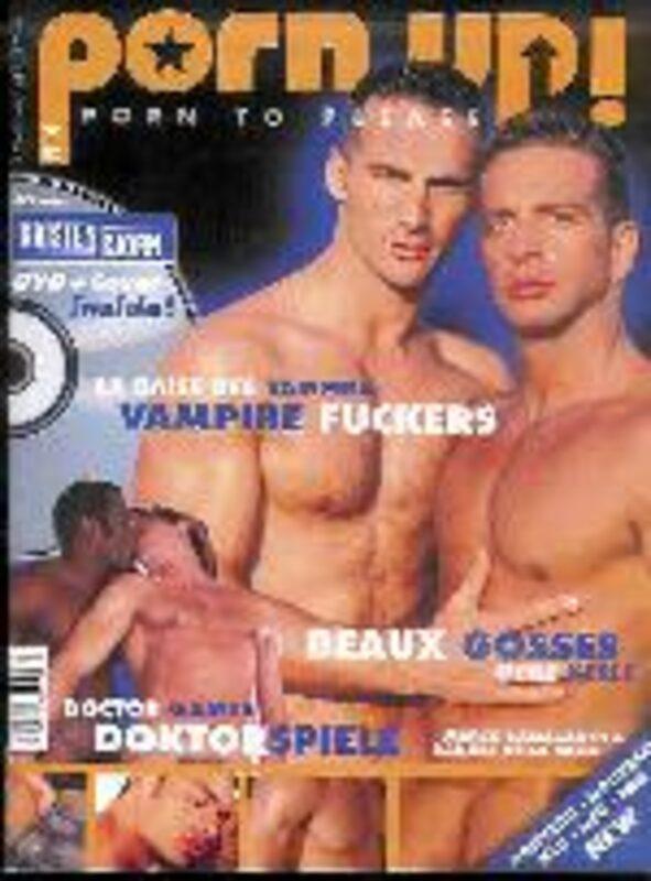 Porn Up Nr. 4 Gay Buch / Magazin Bild
