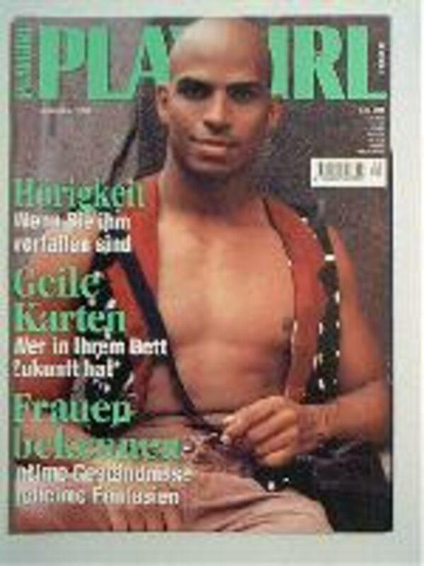 Playgirl 01/1996 Gay Buch / Magazin Bild