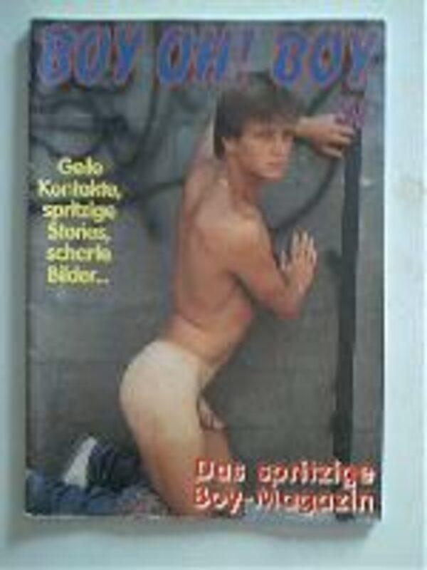 Boy oh! Boy Nr.51 Gay Buch / Magazin Bild