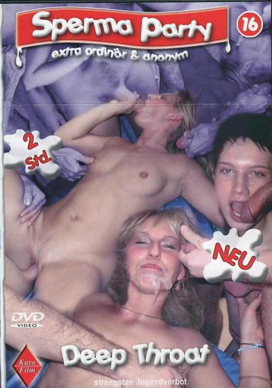 Sperma Party 16 DVD Bild