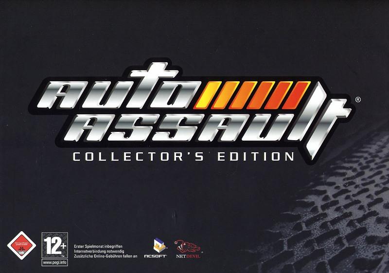 Auto Assault - Collectors Edition PC Bild