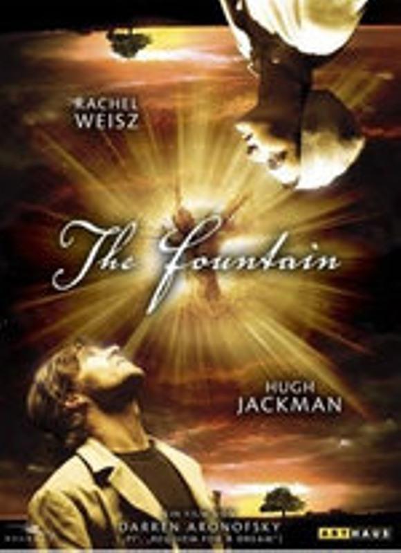 The Fountain  [SE] [2 DVDs] DVD Bild