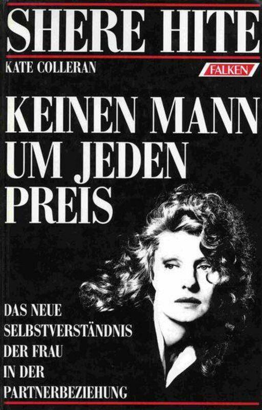 Shere Hite - Keinen Mann um jeden Preis Buch Bild