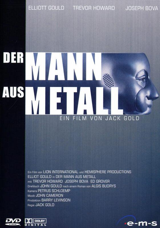 Der Mann aus Metall DVD Bild