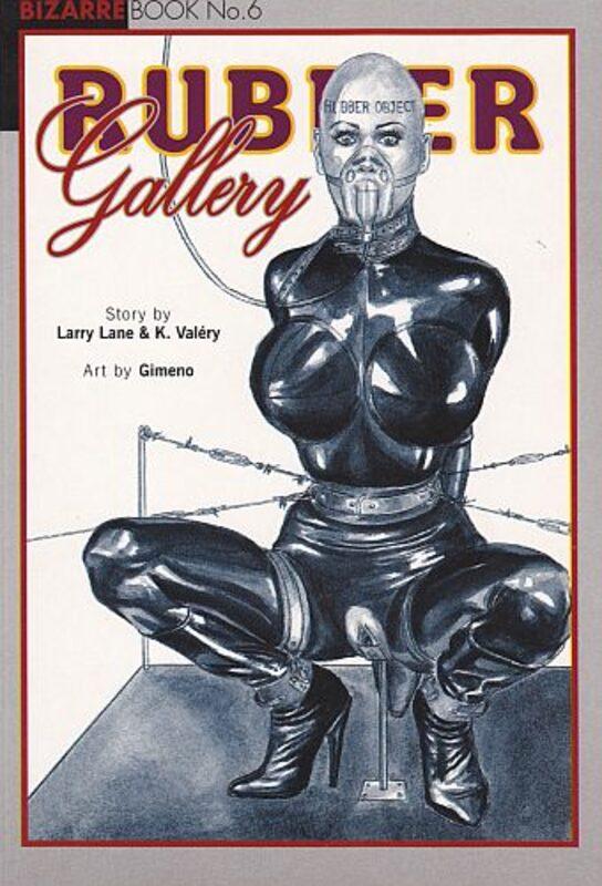 Benson Book Nr. 6 - Rubber Gallery Buch Bild
