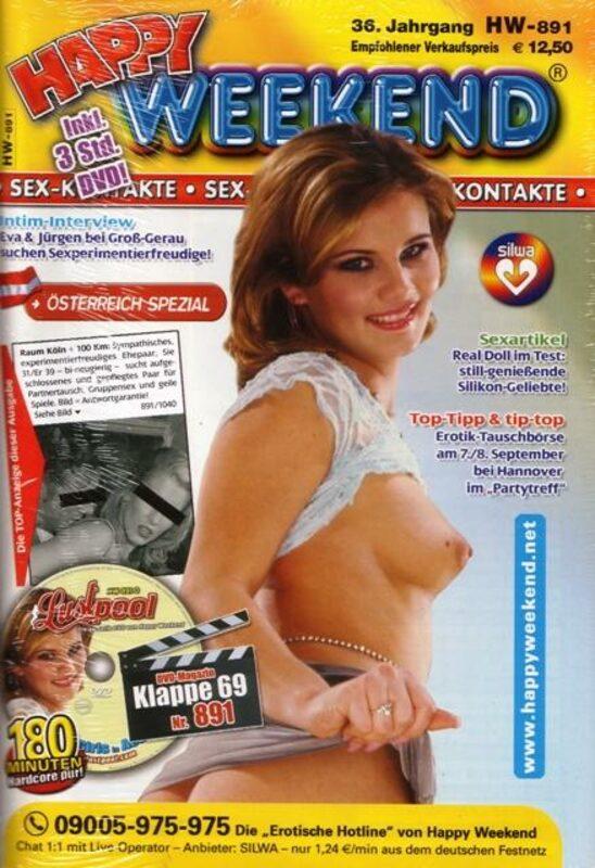 Happy Weekend 891 DVD-Magazin Bild