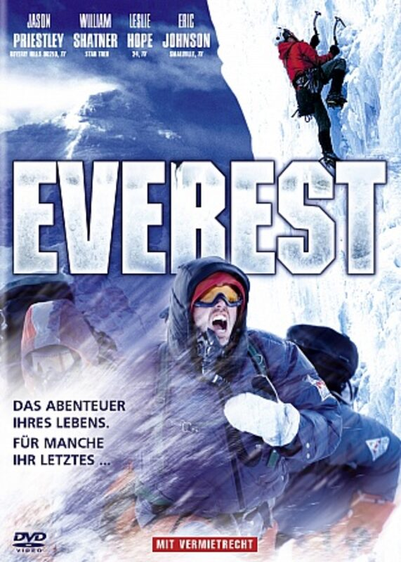 Everest DVD Bild