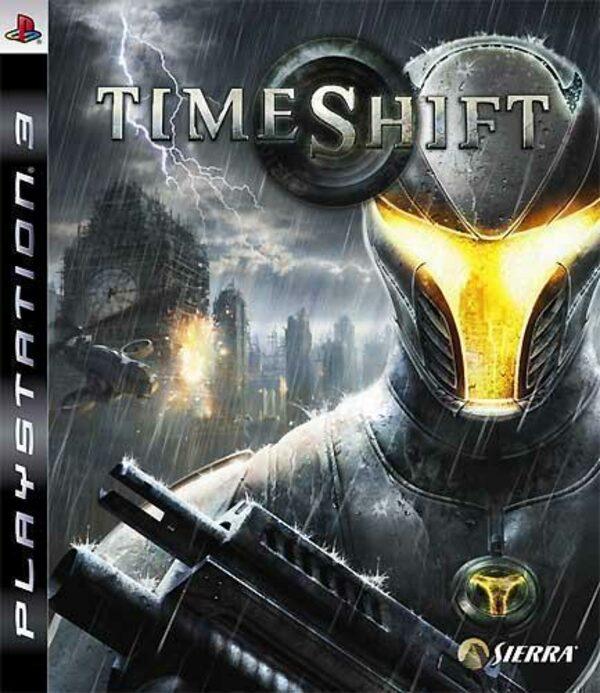 Timeshift PS3 Bild