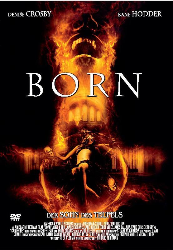 Born DVD Bild