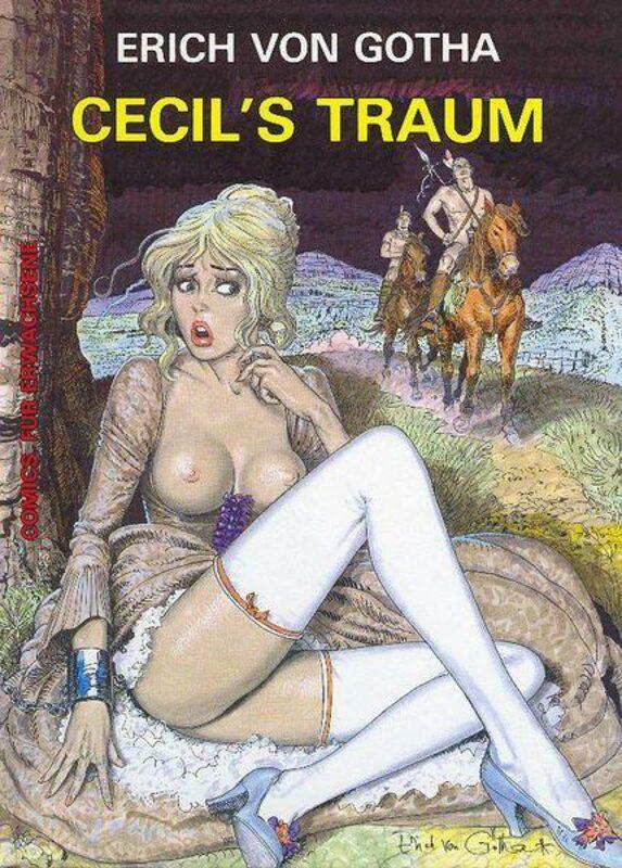 Erich von Gotha - Cecils Traum Comic Bild