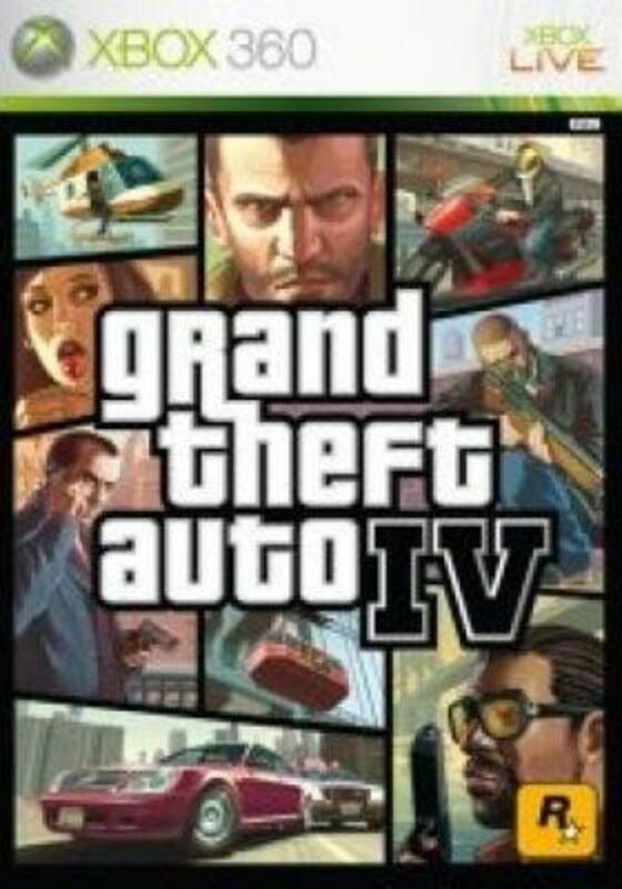 Grand Theft Auto 4 - Special Edition DE XBox 360 Bild
