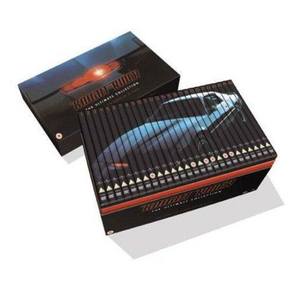 Knight Rider The Complete Box Set (26DVDs) UK DVD Bild