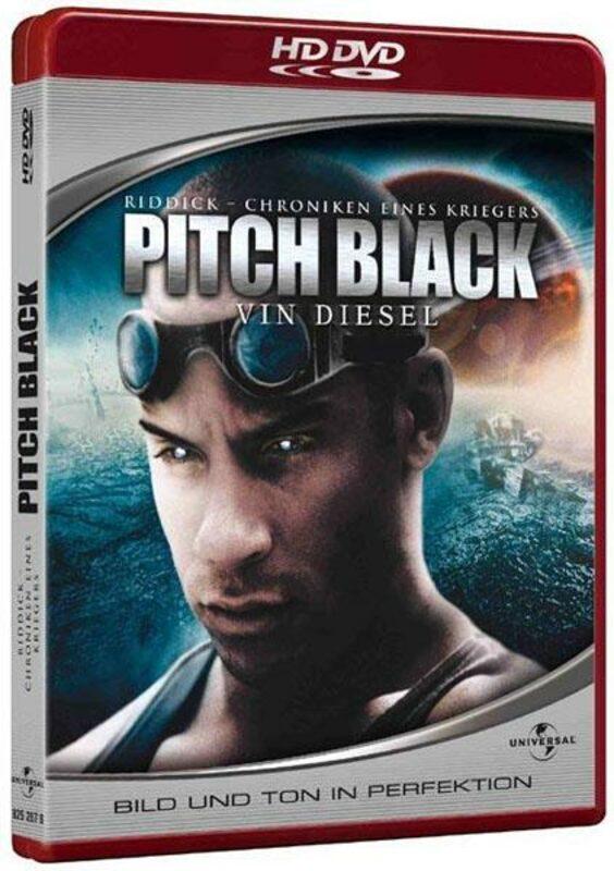 Pitch Black HD-DVD Bild