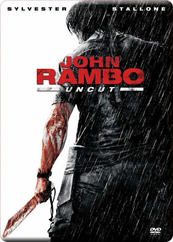 John Rambo - Uncut  [SB] DVD Bild